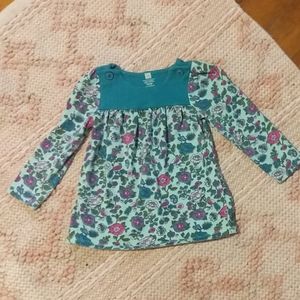 Tea Collection Baby 18-24 Mo Casual Floral Dress